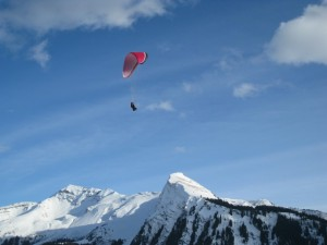 parapente;winter;portes-du-soleil;mountain;switzerland